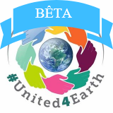 United 4 Earth Logo
